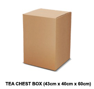 Tea chest box